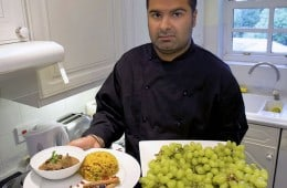 world's healthiest meal Gurpareet Bains
