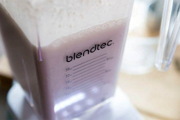 photo of Blendtec hero blender