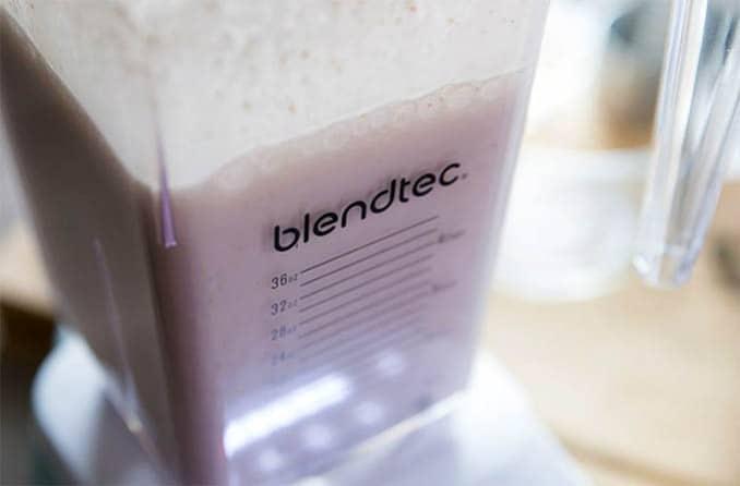 photo of Blendtec hero blender