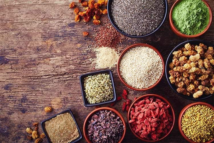 Top 7 Anti-Aging Superfoods