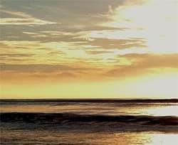 San Diego puesta de sol