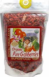 Royal Himalayan berries
