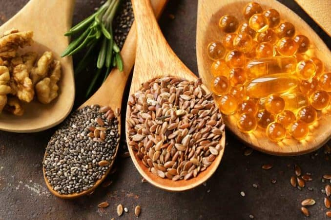 seed and supplement sources of omega 3