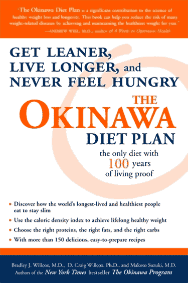 Okinawa Diet Plan book cover