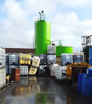 toxic industrial chemicals