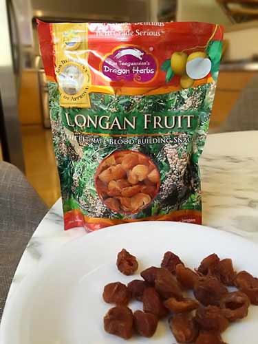 Ron Teeguarden Dragon Herbs dried longan fruit