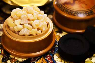 edible frankincense resin