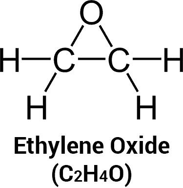 ethylene oxide chemical structure