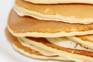 MET-Rx pancakes