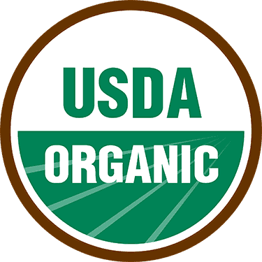 official USDA organic seal