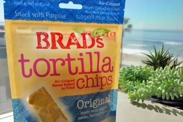 Brad's Raw Tortilla Chips