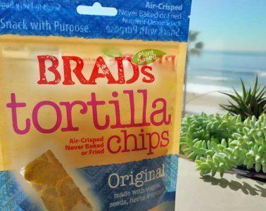 Brad's Raw Tortilla Chips