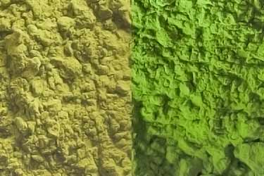 ceremonial vs. culinary grade matcha