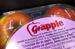 Grapple fruit