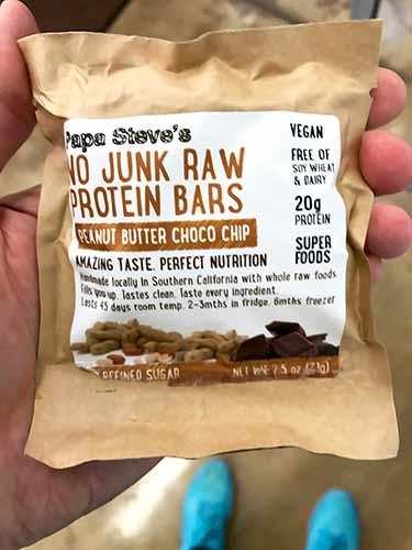 high protein chocolate peanut butter flavor