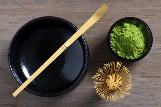 matcha tea ceremony set