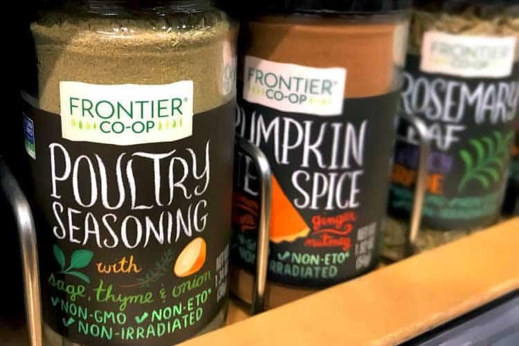 non ETO spices