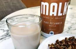 Malk pecan milk