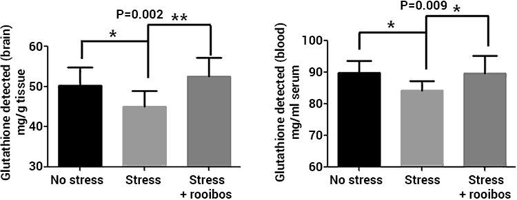 anti-stress effects of rooibos extract on rats