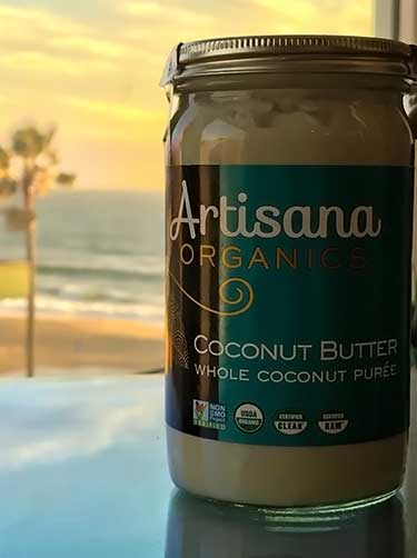 Artisana Organics whole coconut purée