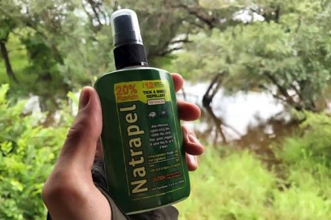 Natrapel picaridin bug spray