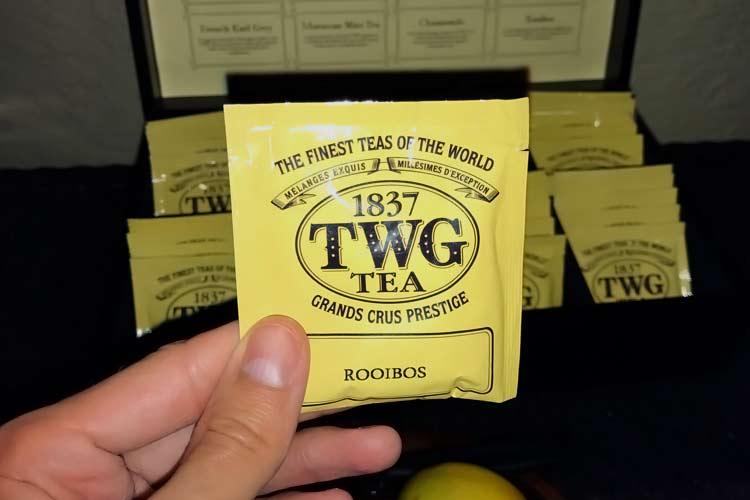 TWG rooibos brand