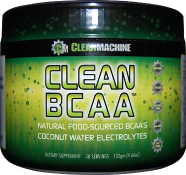 Clean Machine BCAA