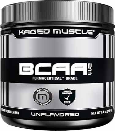Kaged Muscle fermented BCAA