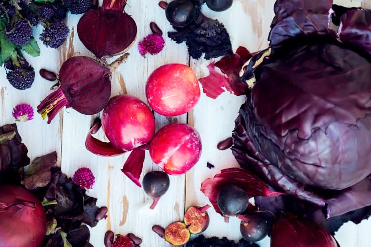 40 Purple Vegetables Fruits Ranked By Antioxidant Content