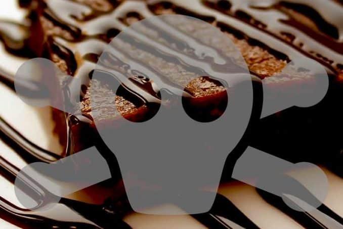 toxic brownie