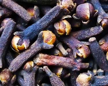 whole clove spice