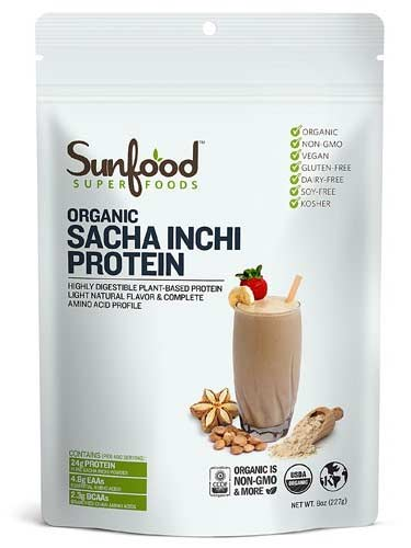 Sunfood superfoods protein powder