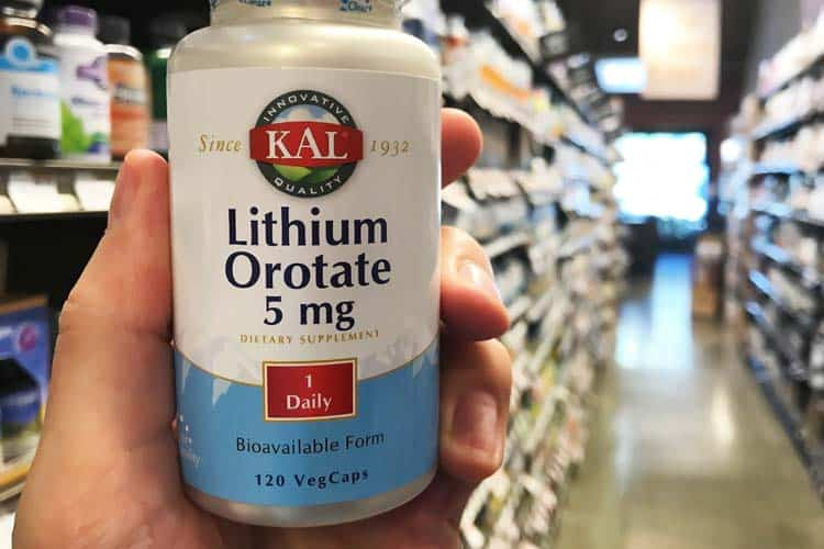 Lithium Orotate Dosages Have a Hidden Danger