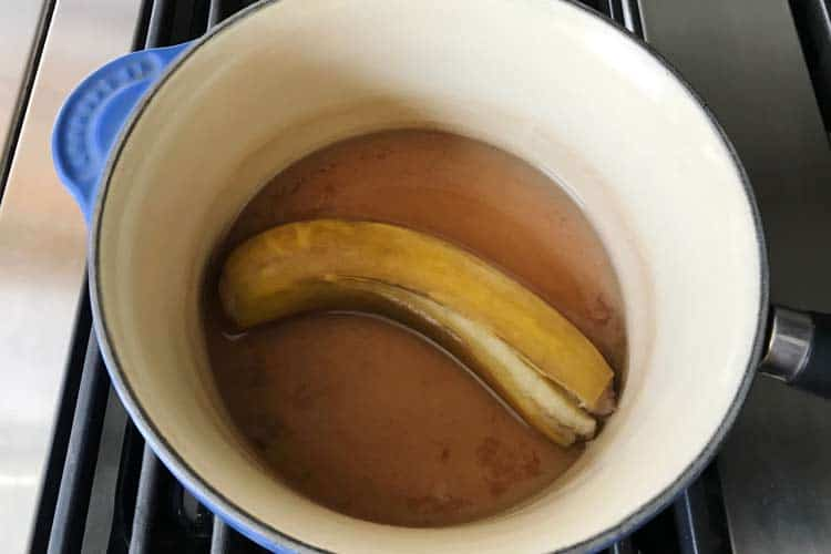 cooling tea