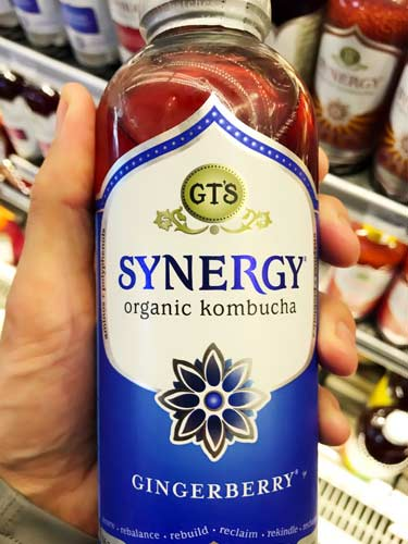 GT Synergy bottle