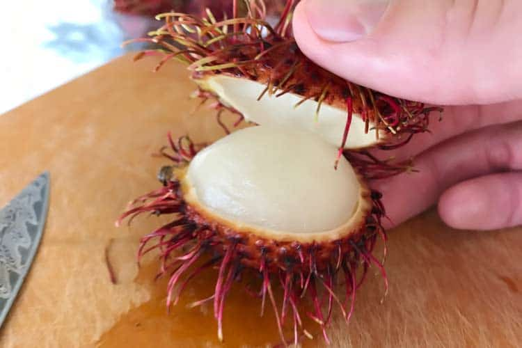 How To Eat Rambutan Fruit Amp What Benefits You Get