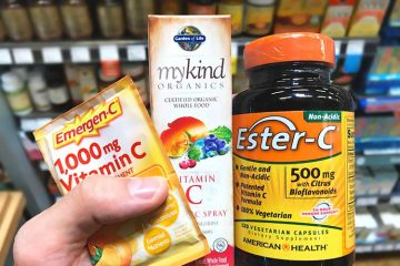 brands of vitamin C supplements
