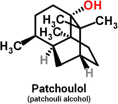 patchoulol chemical structure