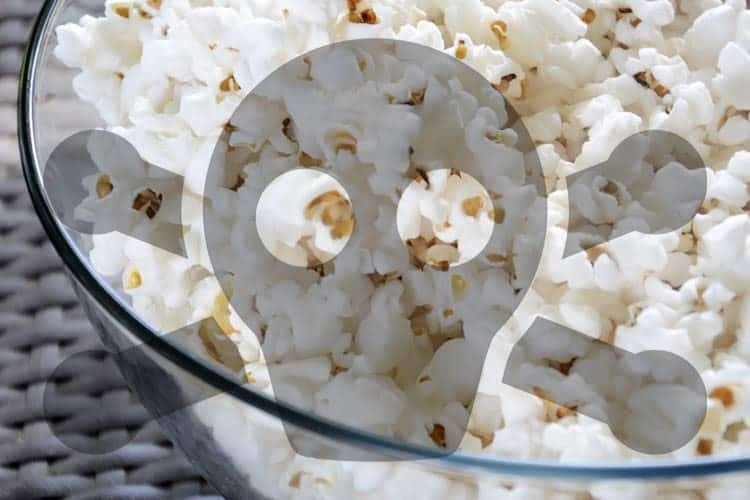 Is Microwave Popcorn Bad For You? Cancer & Butter Flavor Risks