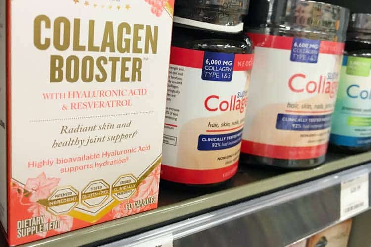 Do Collagen Supplements Work For Skin & Joints? Fat Chance