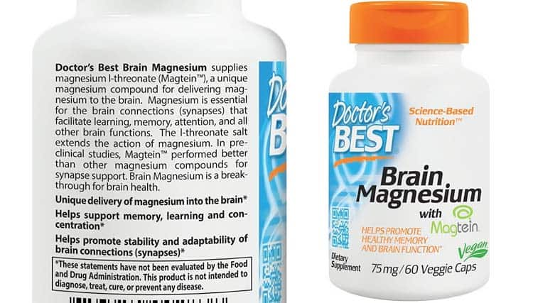 Doctors Best Magtein