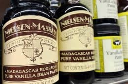 Nielsen Massey vanilla bean paste