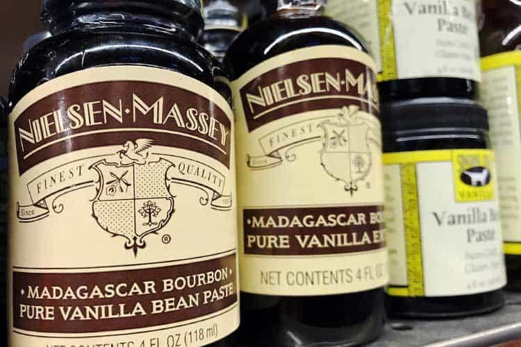 Nielsen Massey vanilla bean paste