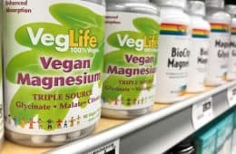vegan magnesium supplement