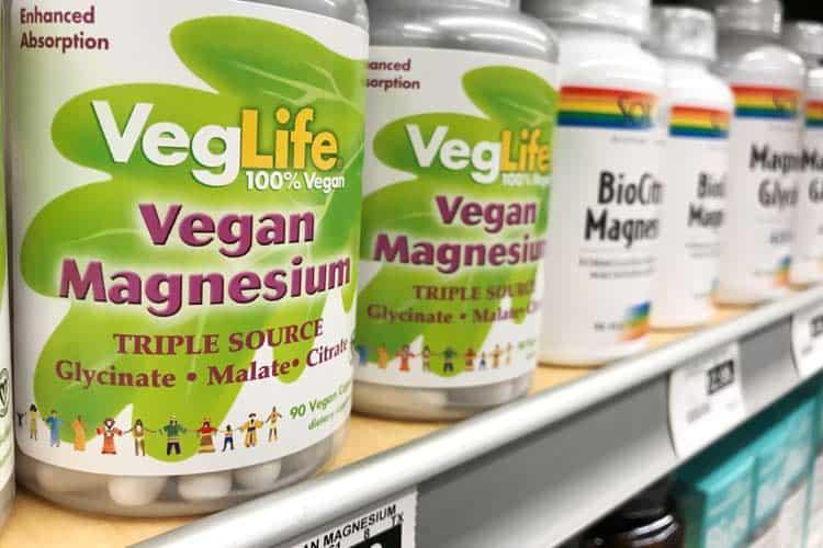 vegan magnesium supplement