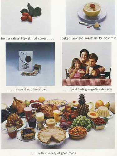 vintage marketing materials from the Miralin Company