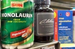 monolaurin supplement