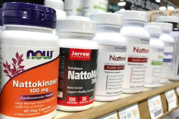 nattokinase supplements