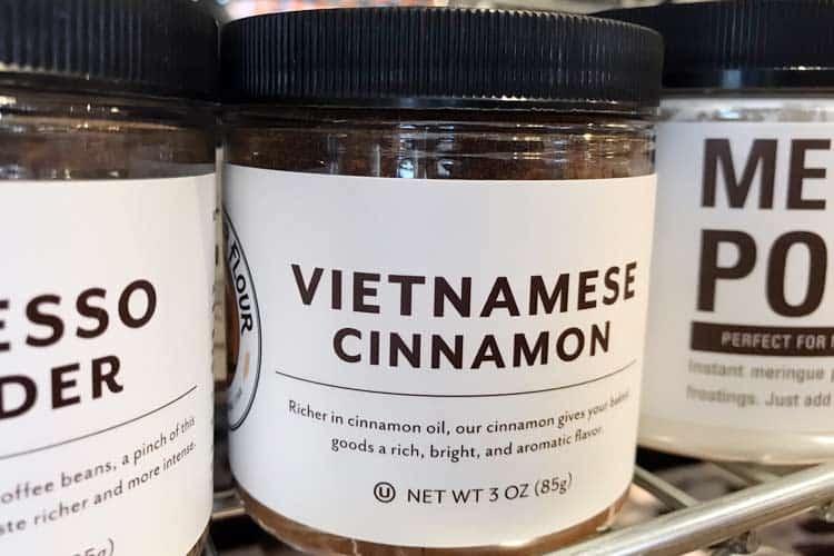 Saigon Vietnamese Cinnamon vs. Ceylon