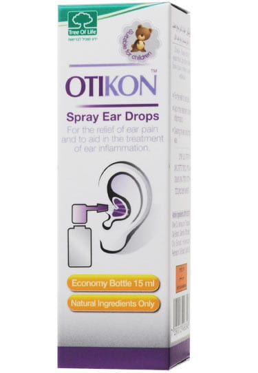 Otikon ear spray
